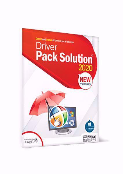 تصویر از Driver Pack Solution 2020- New Version درایور پک آنلاین 2020